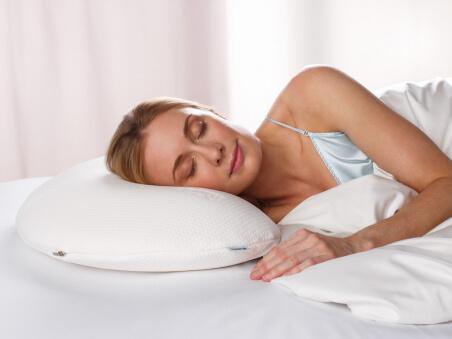 poduszka dopasowująca się