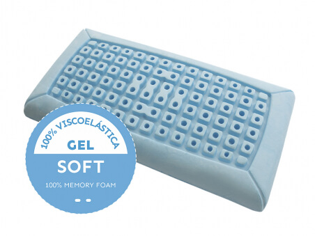 Poduszka termoelastyczna Nucol Soft