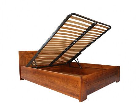 Łóżko z pojemnikiem Lund Plus